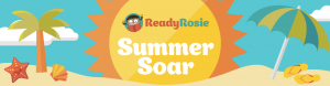 La Voz Jessica Lewis Column - Help Beat Summer Learning Loss with ReadyRosie - Summer-Soar-300x78