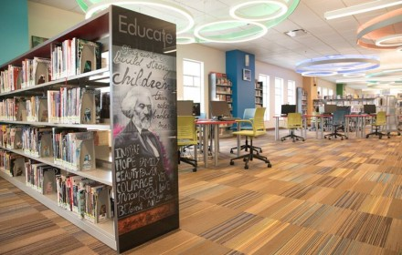 teen library