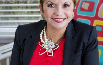 Hilda Rosario Escher, former Ibero-American Action League president and CEO. Provided photo