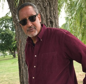 Rudy Rivera, executive director of the Father Tracy Advocacy Center, speaks out about the increase in percent of overdose deaths among Latinos and Blacks. File photo