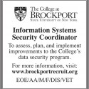 Information Systems Security Coordinator